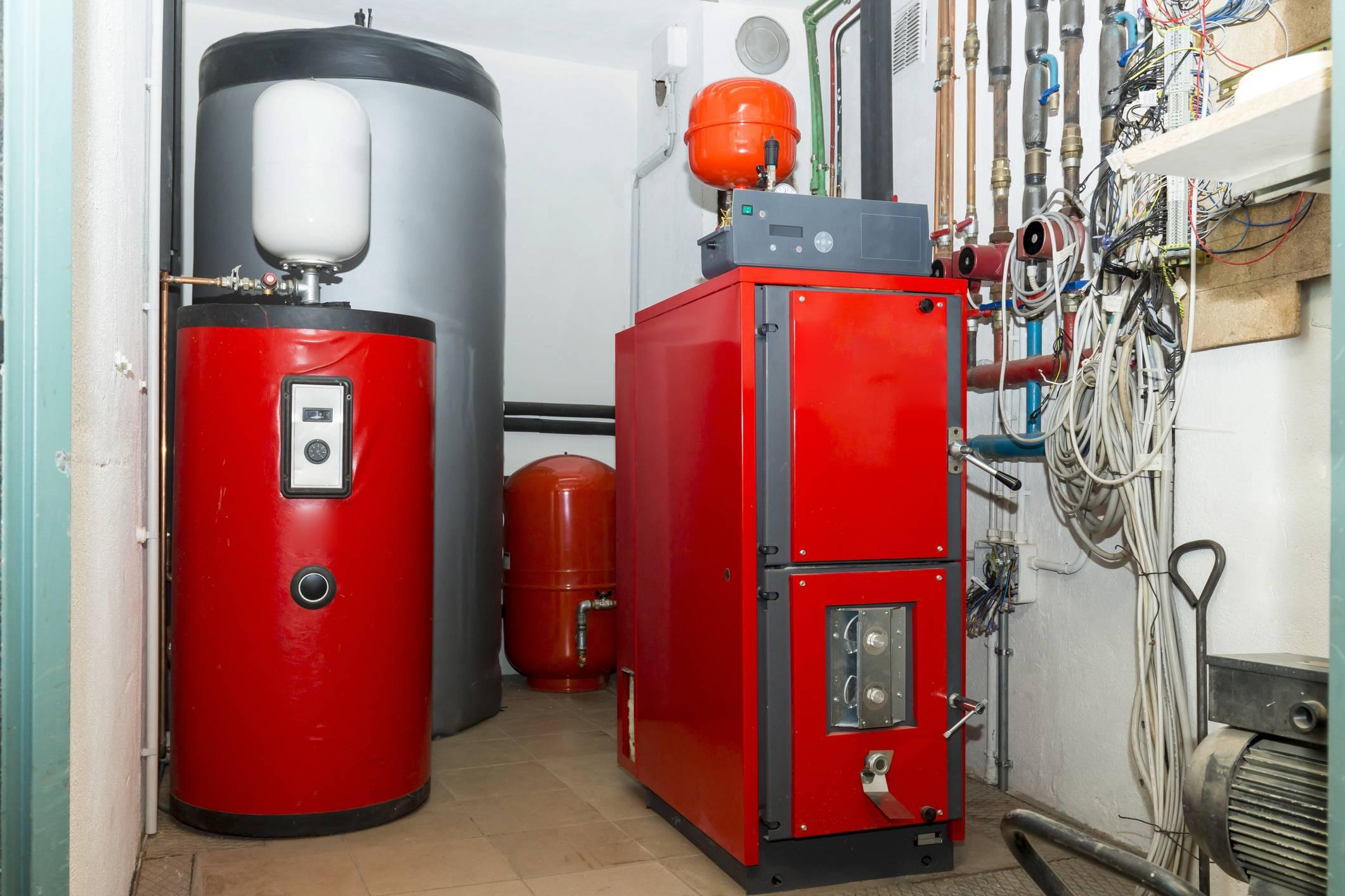 Turbulatoren für Biomassekessel